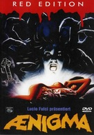 Aenigma - German DVD movie cover (xs thumbnail)
