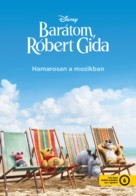 Christopher Robin - Hungarian Movie Poster (xs thumbnail)