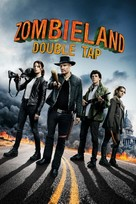 Zombieland: Double Tap - British Movie Cover (xs thumbnail)