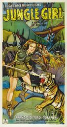 Jungle Girl - Movie Poster (xs thumbnail)