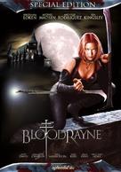 Bloodrayne - German Movie Cover (xs thumbnail)