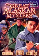 The Great Alaskan Mystery - DVD cover (xs thumbnail)