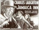 Jamaica Inn - British poster (xs thumbnail)