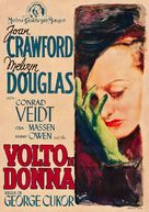 A Woman's Face - Italian Movie Poster (xs thumbnail)