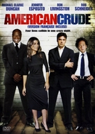 American Crude - Canadian DVD movie cover (xs thumbnail)