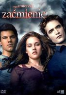 The Twilight Saga: Eclipse - Polish DVD cover (xs thumbnail)