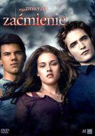 The Twilight Saga: Eclipse - Polish DVD movie cover (xs thumbnail)