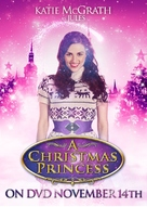 A Princess for Christmas - British Movie Poster (xs thumbnail)