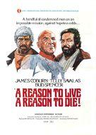Una ragione per vivere e una per morire - Movie Poster (xs thumbnail)