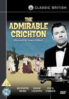 The Admirable Crichton - British Movie Cover (xs thumbnail)