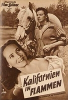 California Conquest - German poster (xs thumbnail)