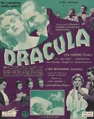 Dracula - Theatrical poster (xs thumbnail)