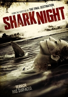 Shark Night 3D - DVD cover (xs thumbnail)