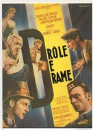 Drôle de drame ou L'ètrange aventure de Docteur Molyneux - French Movie Poster (xs thumbnail)