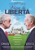 Viva la libertá - Spanish Movie Poster (xs thumbnail)