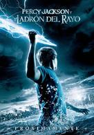 Percy Jackson & the Olympians: The Lightning Thief - Spanish Movie Poster (xs thumbnail)