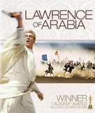 Lawrence of Arabia - Blu-Ray cover (xs thumbnail)