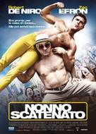 Dirty Grandpa - Italian Movie Poster (xs thumbnail)