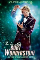 The Incredible Burt Wonderstone - Movie Poster (xs thumbnail)