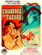 Send for Paul Temple - French Movie Poster (xs thumbnail)