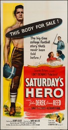 Saturday's Hero - Movie Poster (xs thumbnail)