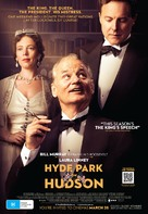 Hyde Park on Hudson - Australian Movie Poster (xs thumbnail)