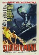 Siluri umani - Italian Movie Poster (xs thumbnail)