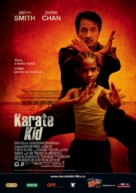 The Karate Kid - Czech Movie Poster (xs thumbnail)