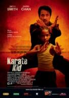 The Karate Kid - Czech Movie Poster (xs thumbnail)