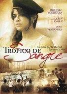 Tropico de Sangre - Spanish DVD cover (xs thumbnail)
