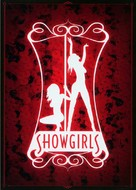 Showgirls - DVD cover (xs thumbnail)