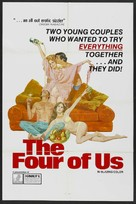 The Four of Us - Theatrical movie poster (xs thumbnail)