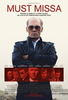 Black Mass - Estonian Movie Poster (xs thumbnail)