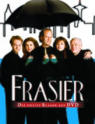 """Frasier"" - German Movie Cover (xs thumbnail)"