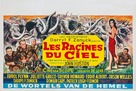 The Roots of Heaven - Belgian Movie Poster (xs thumbnail)