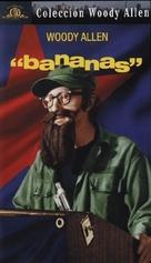 Bananas - Spanish VHS movie cover (xs thumbnail)