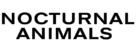 Nocturnal Animals - Logo (xs thumbnail)