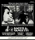 Sacco e Vanzetti - Movie Poster (xs thumbnail)