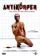 Antikörper - German DVD cover (xs thumbnail)