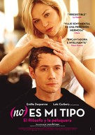 Pas son genre - Spanish Movie Poster (xs thumbnail)