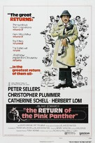 The Return of the Pink Panther - Movie Poster (xs thumbnail)