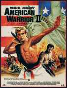Avenging Force - French Movie Poster (xs thumbnail)