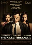 The Killer Inside Me - Italian Movie Poster (xs thumbnail)