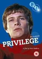 Privilege - British Movie Cover (xs thumbnail)