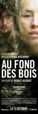 Au fond des bois - French Movie Poster (xs thumbnail)