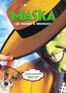The Mask - Czech Movie Cover (xs thumbnail)
