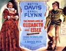 The Private Lives of Elizabeth and Essex - Theatrical poster (xs thumbnail)