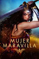 Wonder Woman - Argentinian Movie Cover (xs thumbnail)