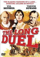 The Long Duel - British DVD cover (xs thumbnail)