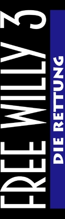Free Willy 3: The Rescue - German Logo (xs thumbnail)